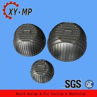 Aluminum alloy die-casting LED lighting components