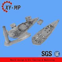 Custom low E - coat modular iron parts